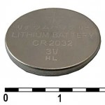 Батарейка CR2032