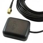 Антенна GPS JCGPSF1 (3m RG174) SMA